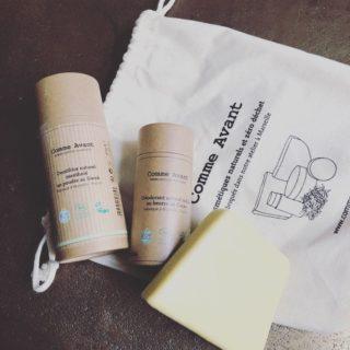 C'est reparti pour Mon Green Test, découvrez dans ce numéro 8, mon avis sur les produits que la marque @commeavantbio m'a envoyé pour tester. J'ai reçu le coffret cadeau composé de 6 produits. Lien dans la bio. . . . #wearegreenfr #commeavant #beauty #skincare #naturel #homemade #ecologique #minimaliste